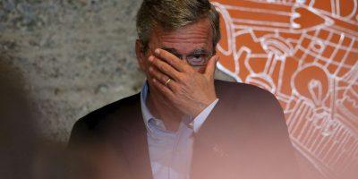 Fue gobernador en el estado de Florida. Foto:Getty Images