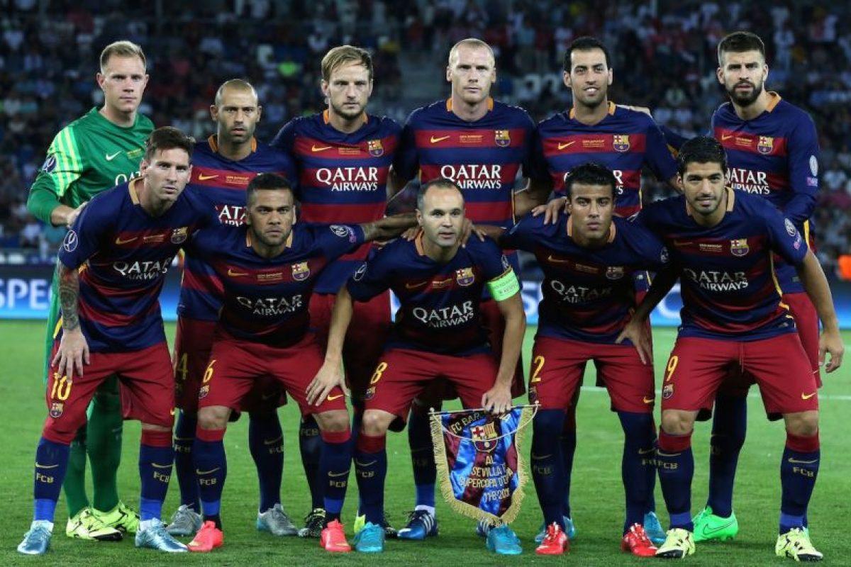 2. Barcelona (España) / 657.5 millones de euros. Foto:Getty Images