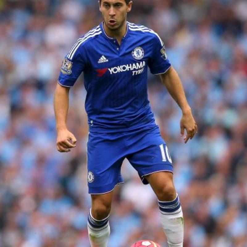 Jugadores más valiosos: Eden Hazard (70 millones de euros), Diego Costa y Cesc Fábregas (50 millones de euros). Foto:Getty Images