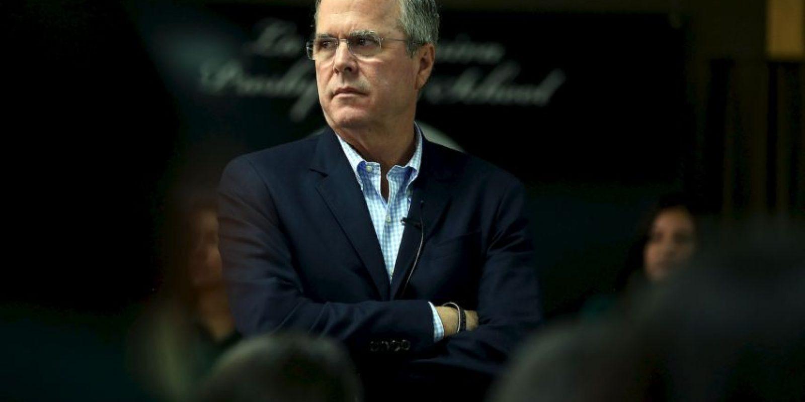 Procrearon tres hijos: George P. Bush, Noelle Bush, John Ellis Bush, Jr. Foto:Getty Images