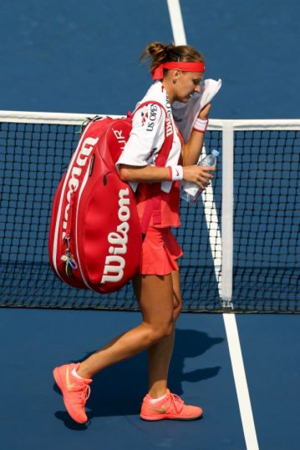 Lucie Safavora (6) Foto: Getty Images