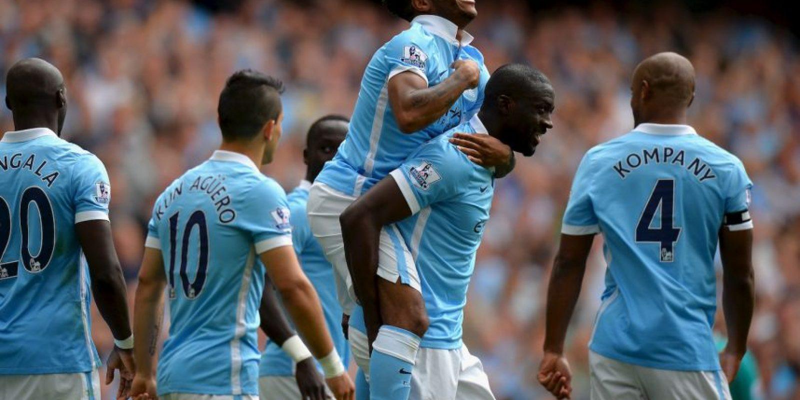 3. La Premier League inglesa cuenta con un promedio de 26.4 años Foto:Getty Images