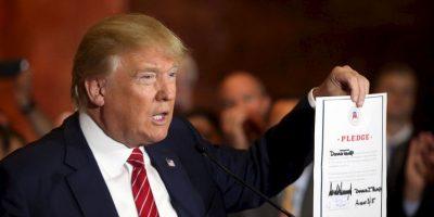 4. Los requisitos para entrar a Estados Unidos, según Donald Trump Foto:Getty Images