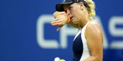 Caroline Wozniacki (5) Foto:Getty Images