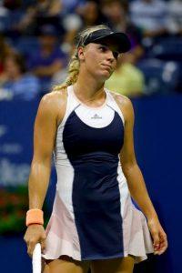 Petra Cetkovska, 149 del orbe, protagonizó la gran sorpresa de lo que va del torneo al eliminar a la danesa, número 5 del mundo. Foto:Getty Images