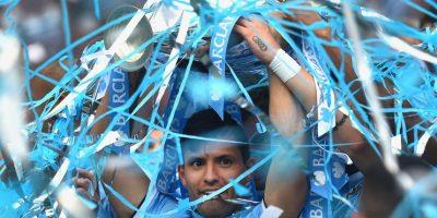 En 2014 volvió a ganar la Premier League con el Manchester City. Foto:Getty Images