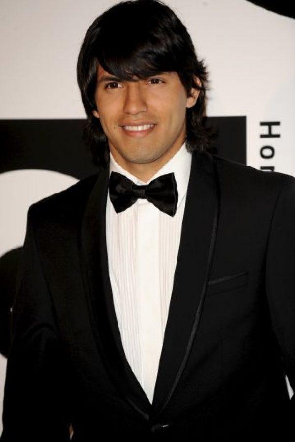 Esta era su apariencia en 2008. Foto:Getty Images
