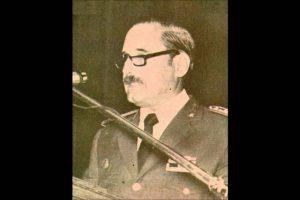 3. Gregorio Álvarez, de Uruguay. Foto:Wikimedia.org