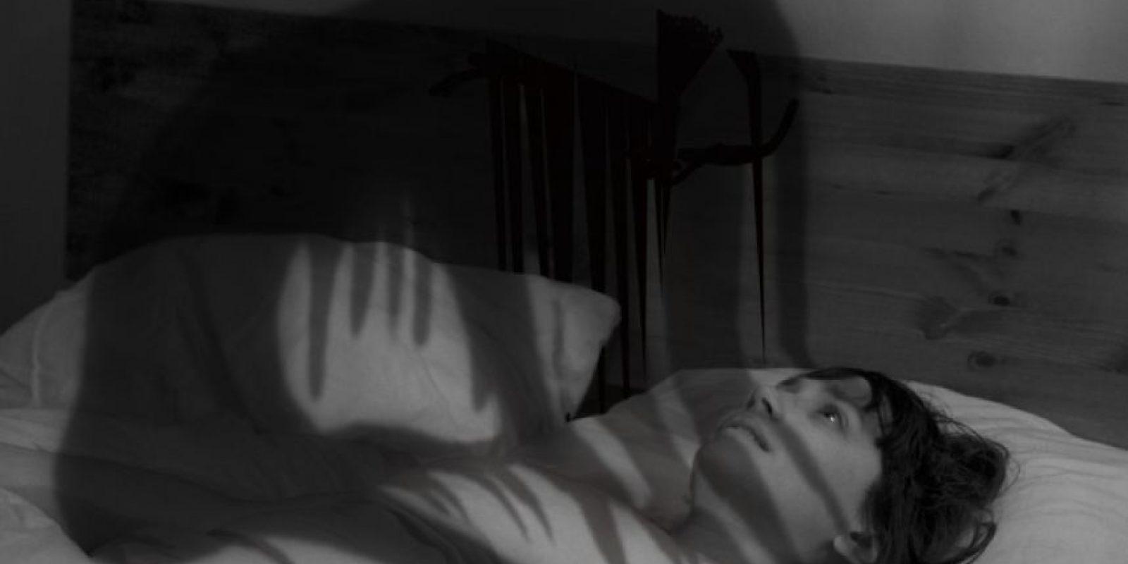 Está despierto, pero no lo está. Aumenta el ritmo cardiaco. Pero la sensación es horrible. Foto:vía Tumblr