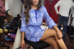 """Verónica Velásquez, la colombiana fue la señorita Antioquia en 2008. Le preguntaron: """"¿Usted cree que la mujer es el complemento del hombre?"""". Foto:vía Instagram"""