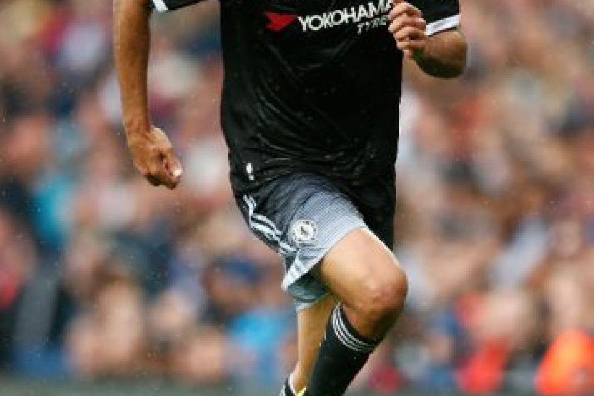 Diego Costa (Chelsea/España) Foto: Getty Images