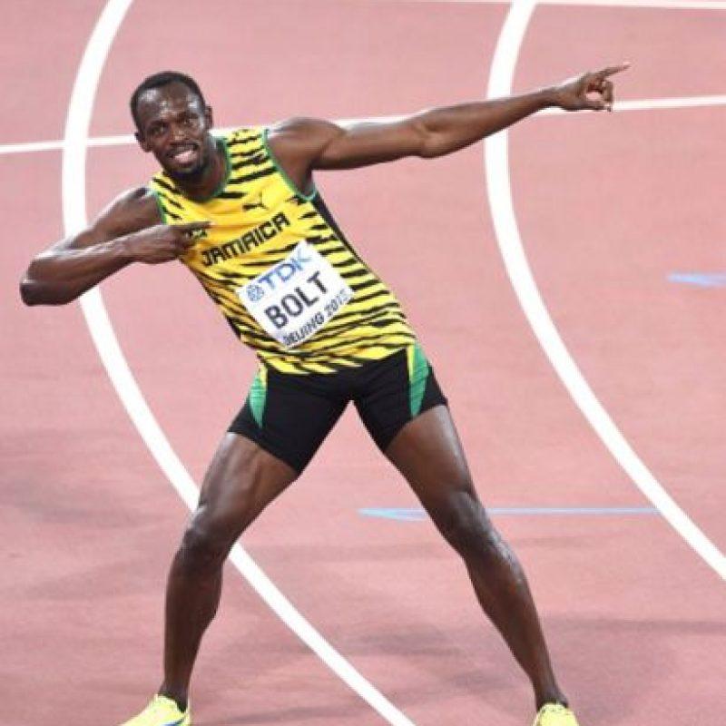Usain Bolt recuperó su trono en el atletismo. Foto:Getty Images