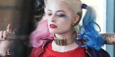 … este año la reina es Harley Quinn. Foto:vía Warner Bros
