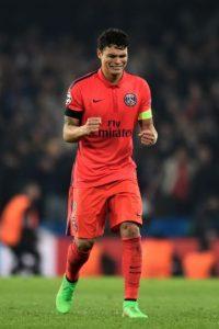 Thiago Silva (PSG/Brasil) Foto:Getty Images