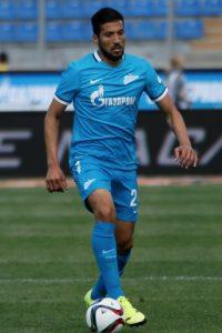 Ezequiel Garay (Zenit de San Petesburgo/Argentina) Foto:Getty Images