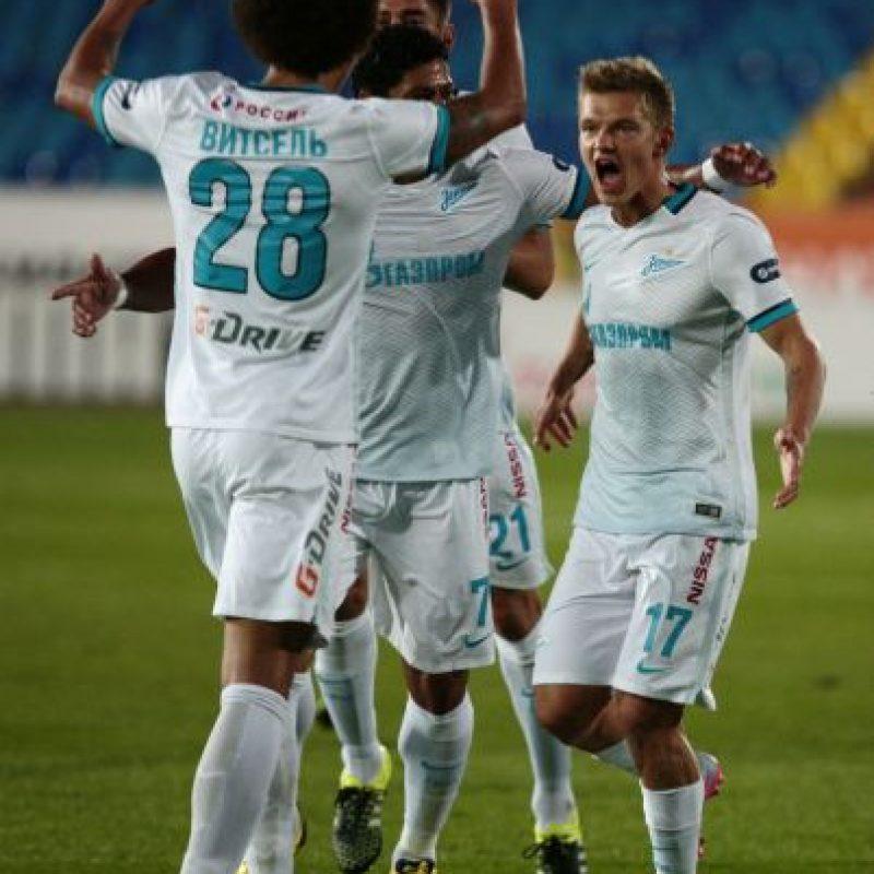 2. La Liga de Rusia Foto:Getty Images