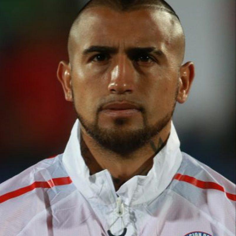"""Arturo Vidal vuelve a estar en el """"ojo del huracán"""" por otra indisciplina. Foto:Getty Images"""