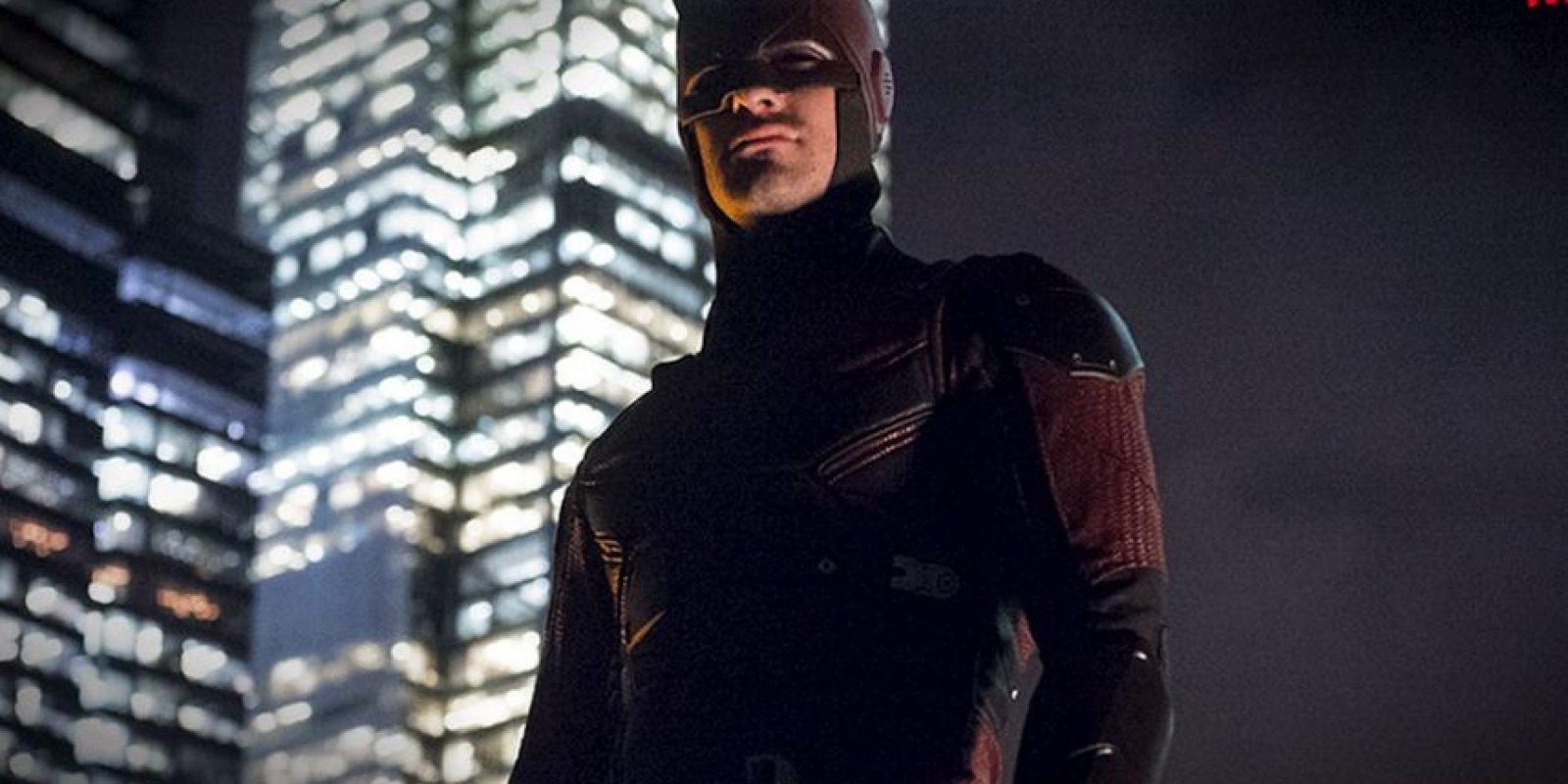 Uno de ellos es Daredevil. La serie ya está disponible y es considerada como un homenaje al personaje y un producto de culto Foto:Drew Goddard