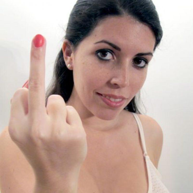 """Muchos la odian por sus posturas y con el video la consideran una """"payasa"""". Foto:vía Facebook/Yael Farache"""