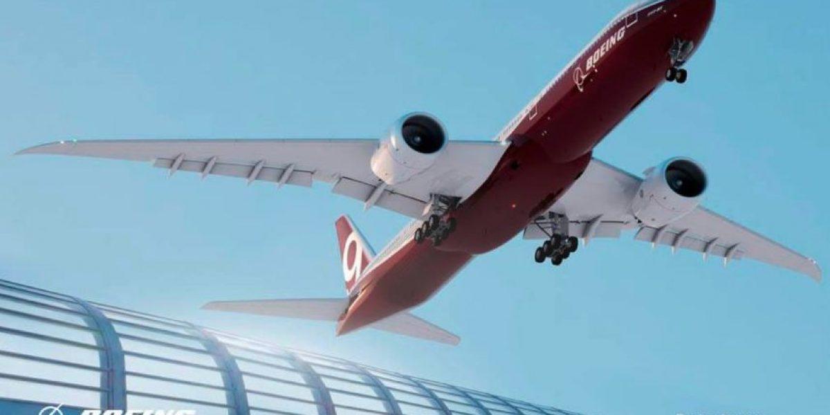 Fotos: Así será el nuevo Boeing 777-9X