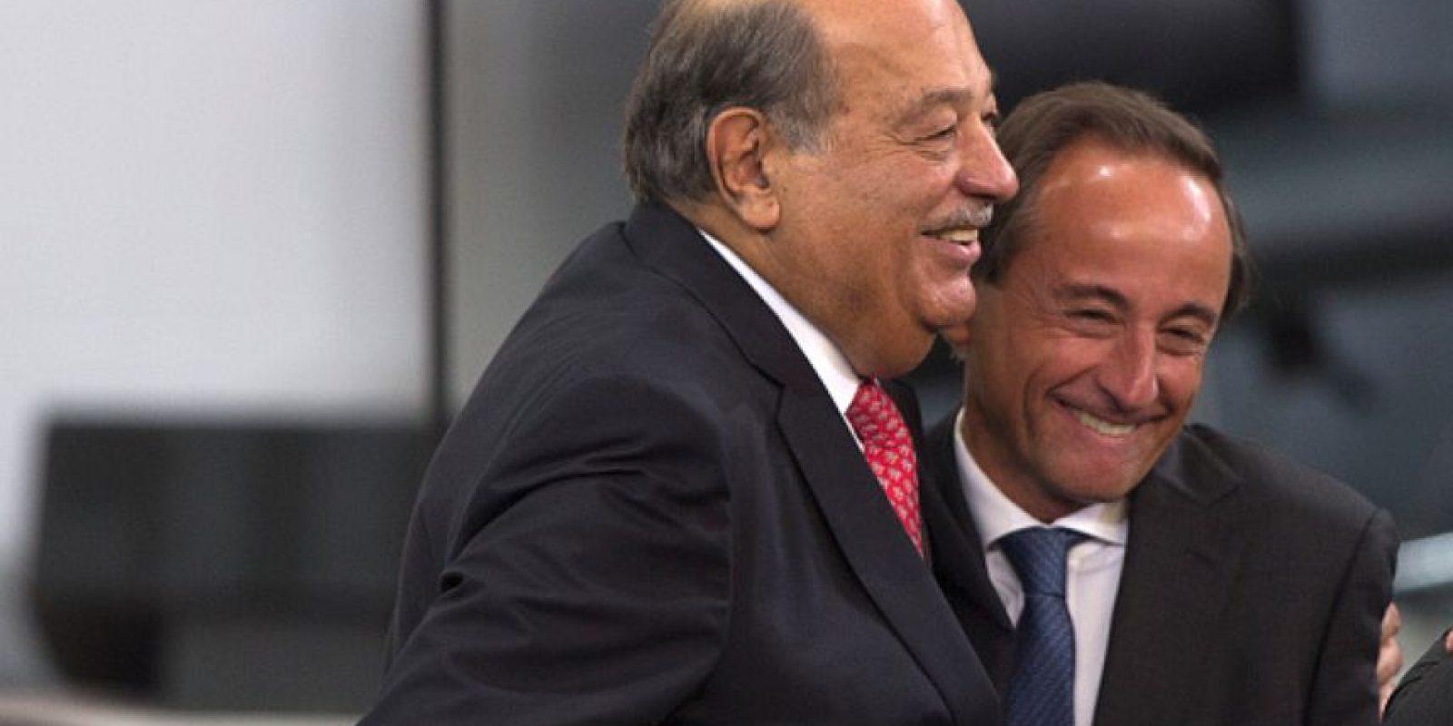 La propuesta viene de Carlos Slim, el segundo hombre más rico del mundo. Foto:vía Getty Images