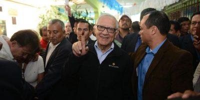 Este es el mensaje del presidente Alejandro Maldonado a su sucesor