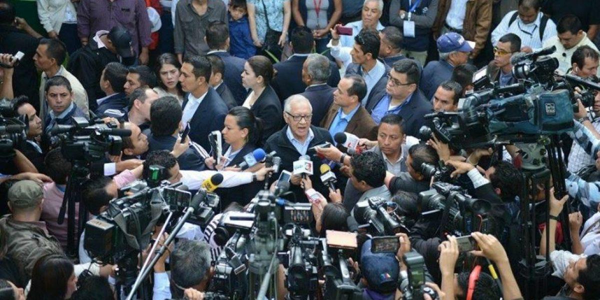 Presidente aprovecha coyuntura electoral para pedirle al Congreso las reformas electorales
