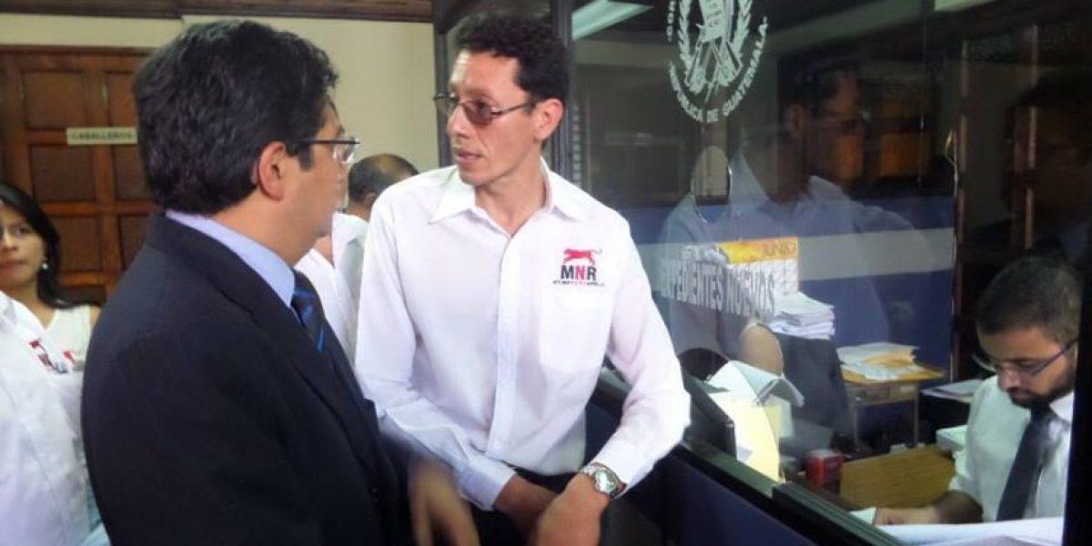 Candidato a diputado por MNR denuncia fraude electoral