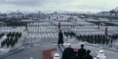 Es admirador de Darth Vader Foto:Lucasfilms