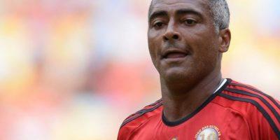 5- Romario, exfutbolista y Campeón del Mundo en 1994. Foto:Getty Images