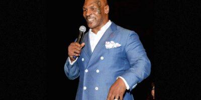9- Mike Tyson, exboxeador estadounidense con récord de 50 victorias (44 por nocaut), seis derrotas y ningún empate. Foto:Getty Images