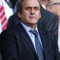 Michel Platini es el presidente de la UEFA y de origen francés. Foto:Getty Images