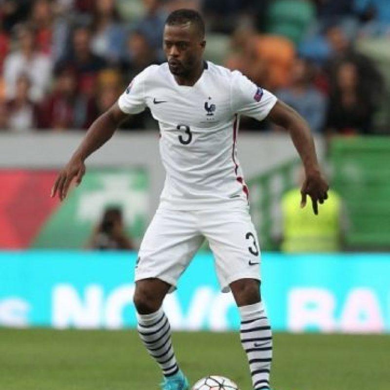 Patrice Evra (Juventus). Foto:Getty Images
