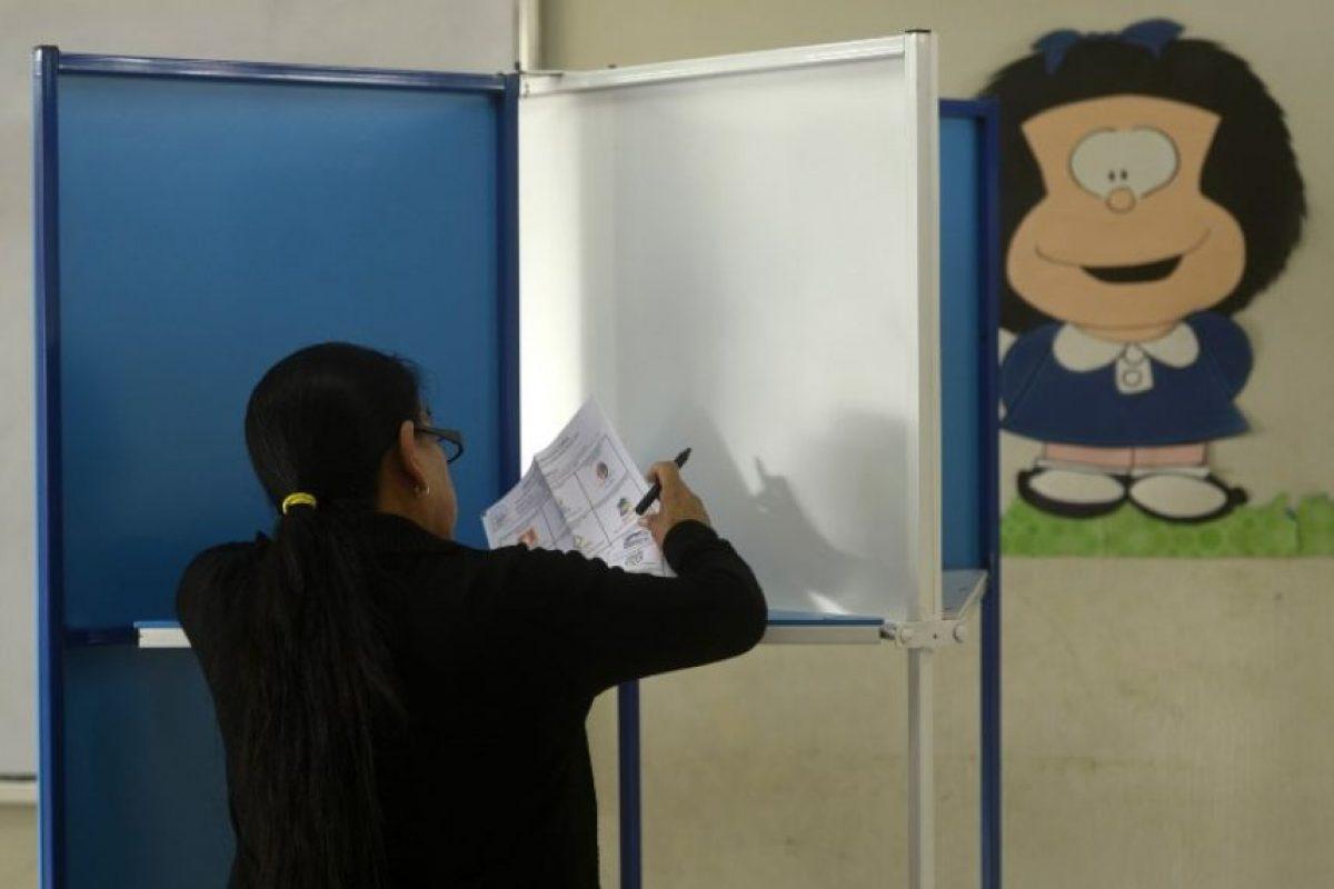 7.5 millones de ciudadanos guatemaltecos estaban convocados a las urnas este domingo para elegir nuevo presidente que los gobernará por los próximos cuatro años. Foto:AFP
