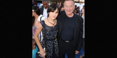 Es hija de Marsha Garces y del fallecido actor Robin Williams Foto: Getty Images