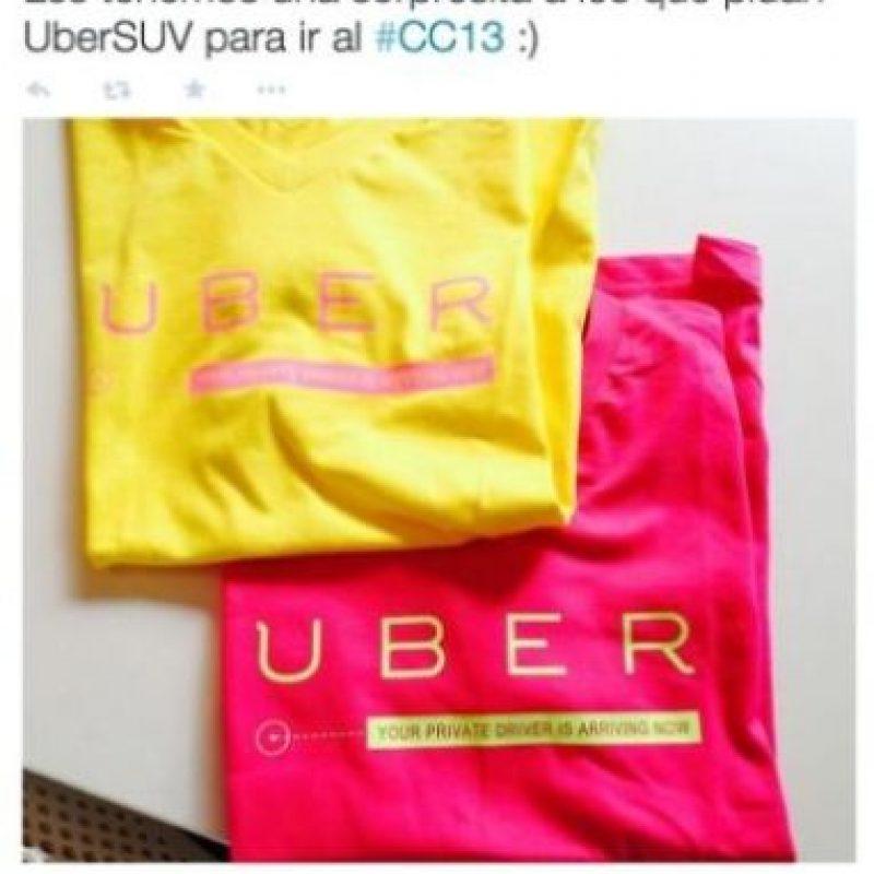 6) Boletos gratis a conciertos. En 2013, Uber regaló pases al Corona Capital, uno de los eventos más importantes en Ciudad de México. Foto:Uber