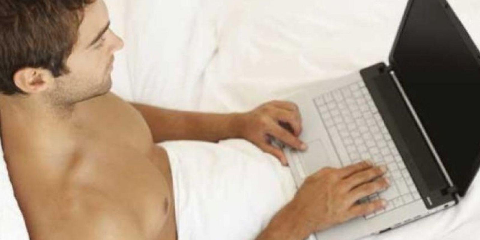 Por lo general, los adictos muestran un aumento de las reacciones cerebrales al objeto de la adicción. Foto:Pinterest