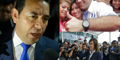 Morales, Baldizón y Torres lideran resultados en Guatemala