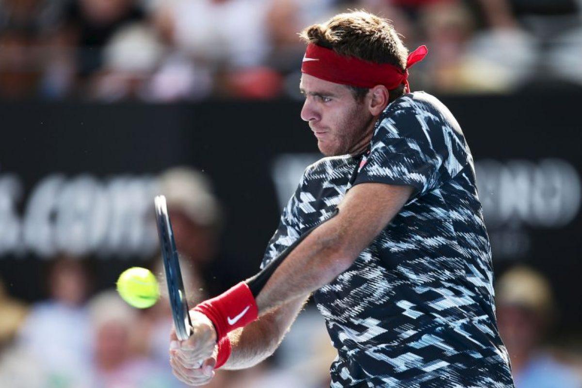 Actualmente es el 582 en el ranking de la ATP Foto:Getty Images
