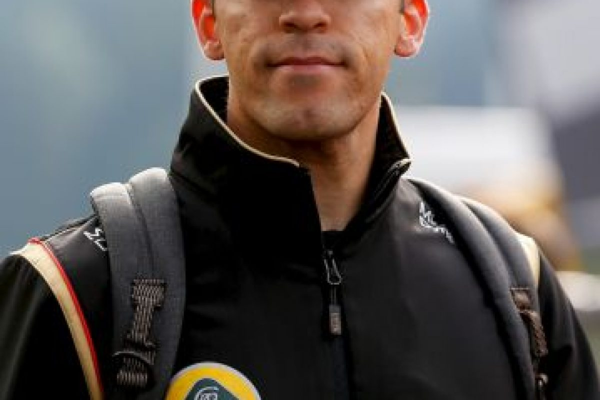 14. Pastor Maldonado (Lotus) = 12 puntos. Foto: Getty Images