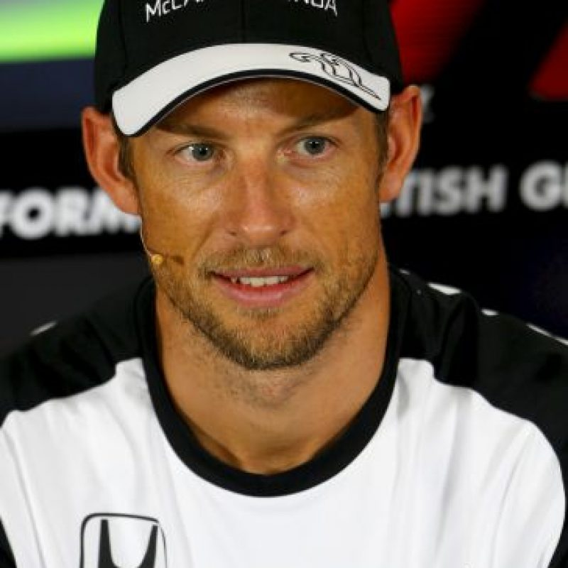 18. Jenson Button (McLaren) = 6 puntos. Foto: Getty Images