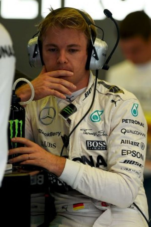 2. Nico Rosberg (Mercedes) = 199 puntos. Foto: Getty Images