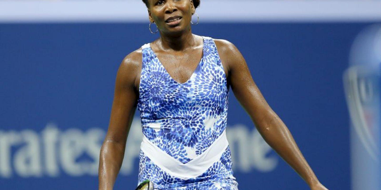 7. Venus Williams (23) Foto:Getty Images