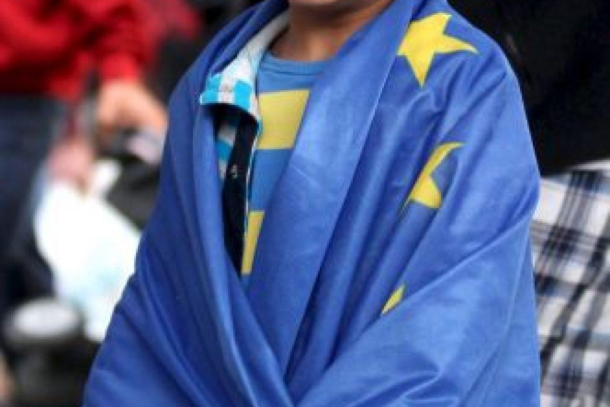 A los niños les daban barras de chocolate Foto:Getty Images