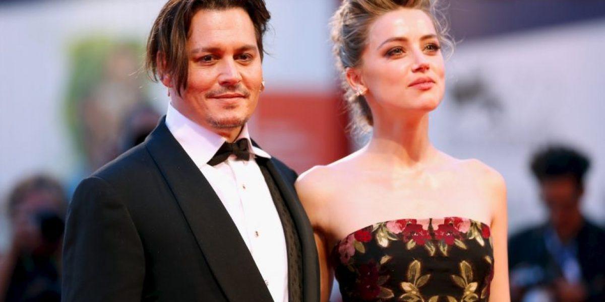 Aplazan el juicio de esposa de Johnny Depp por sus perros