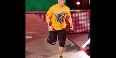 2. John Cena Foto:WWE