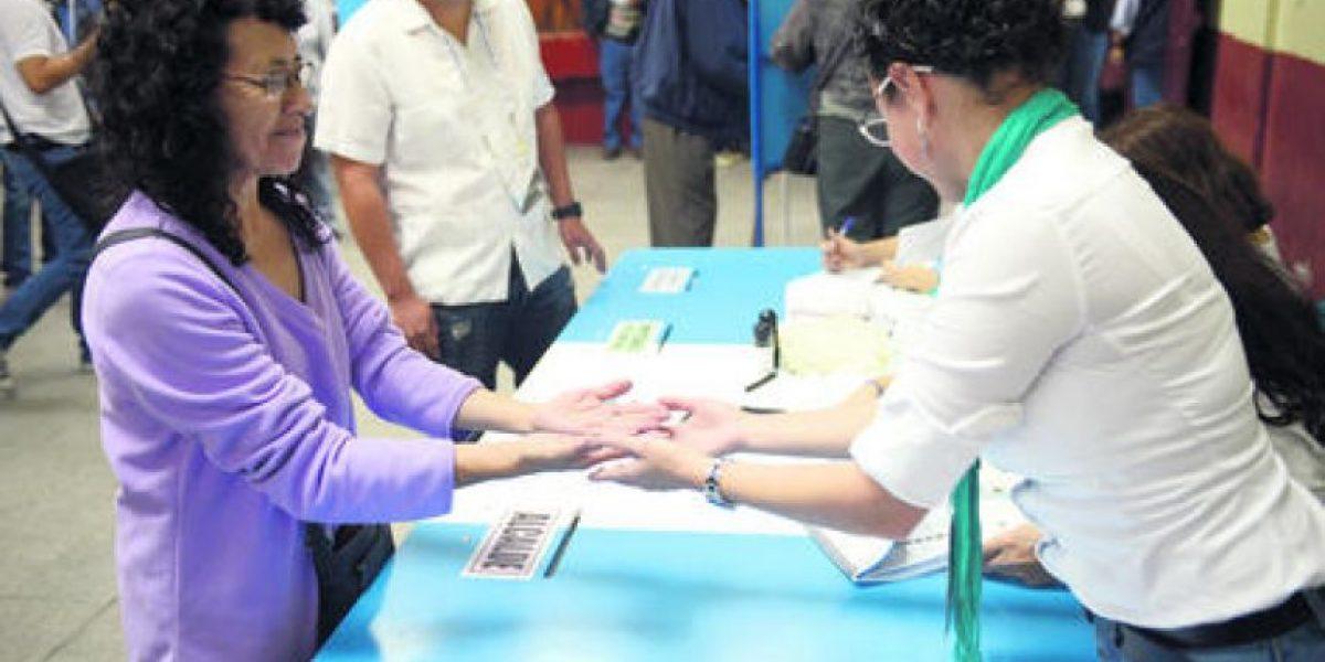 Gobierno salvadoreño felicita a guatemaltecos por participar en elecciones