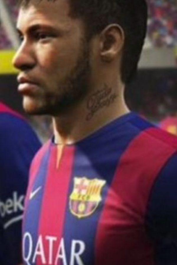 Neymar Foto:EA Sports