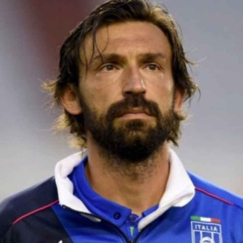 El italiano juega en el New York City F. C. de los Estados Unidos Foto:Getty Images