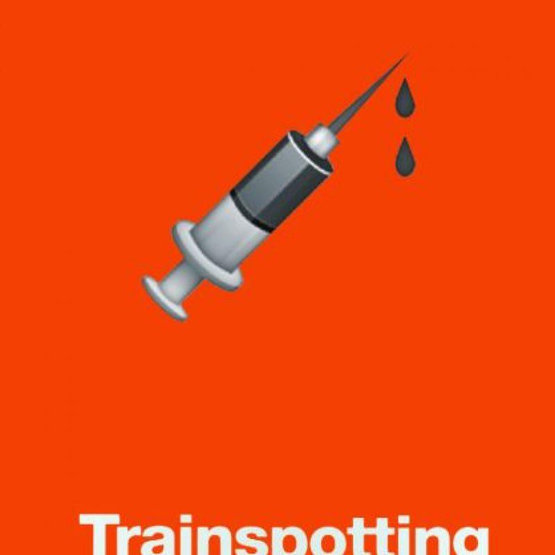 Trainspotting (1996) Foto:vía emojifilms.tumblr.com